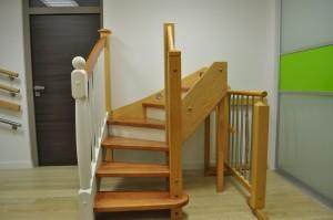Holztreppen | Treppengeländer in der Ausstellung von Treppenbau Kemper | Südlohn