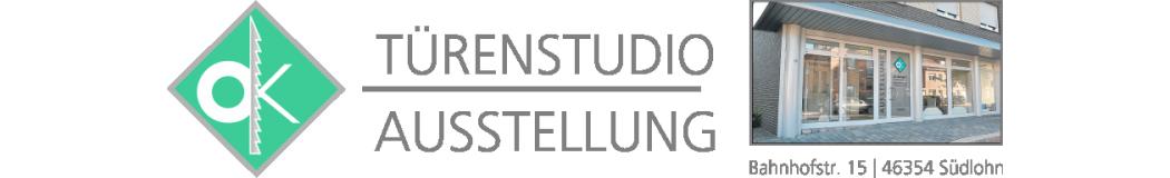 Türenstudio | Südlohn Logo